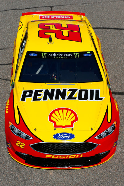 2017 Monster Energy NASCAR Cup Series - Camping World 500 Phoenix International Raceway - Avondale, AZ USA Friday 17 March 2017 Joey Logano World Copyright: Russell LaBounty/LAT Images ref: Digital Image 17PHX1rl_0759