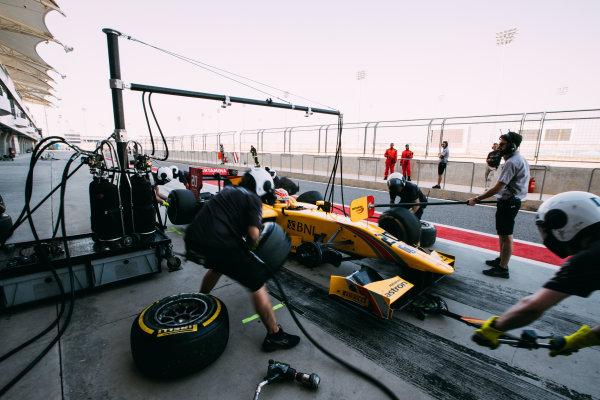 Bahrain International Circuit, Sakhir, Bahrain. Friday 31 March 2017 Norman Nato (FRA) Pertamina Arden  Photo: Malcolm Griffiths/FIA Formula 2 ref: Digital Image MALC1741