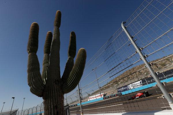 Verizon IndyCar Series Desert Diamond West Valley Phoenix Grand Prix Phoenix Raceway, Avondale, AZ USA Friday 28 April 2017 Mikhail Aleshin, Schmidt Peterson Motorsports Honda World Copyright: Michael L. Levitt LAT Images