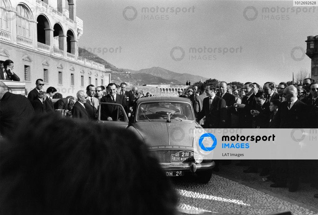 1959 Monte Carlo Rally.