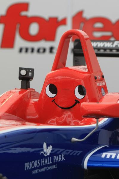Silverstone, Northamptonshire. 7th - 9th October 2011. William Buller (GBR) Fortec Motorsport Dallara MercedesWorld Copyright: Ebrey/LAT Photographic.