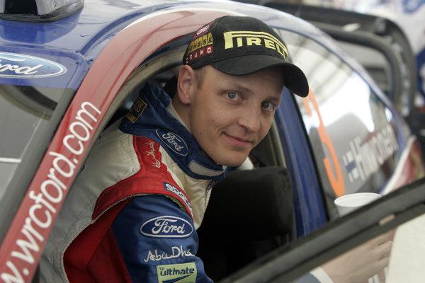 Round 04Rally Portugal 2- 5 of April 2009Mikko Hirvonen, Ford WRC, PortraitWorldwide Copyright: McKlein/LAT