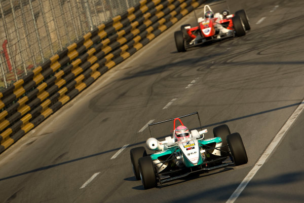 Formula Three. 13th-16th November. Circuit de Guia, Macau. 