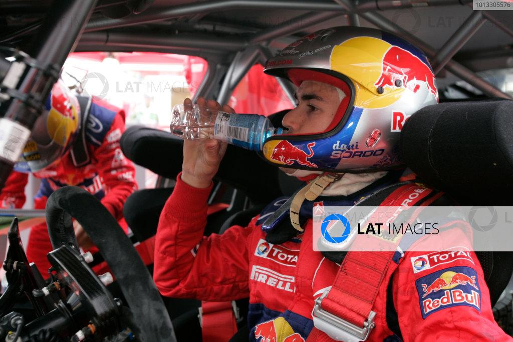 FIA World Rally Championship 2008