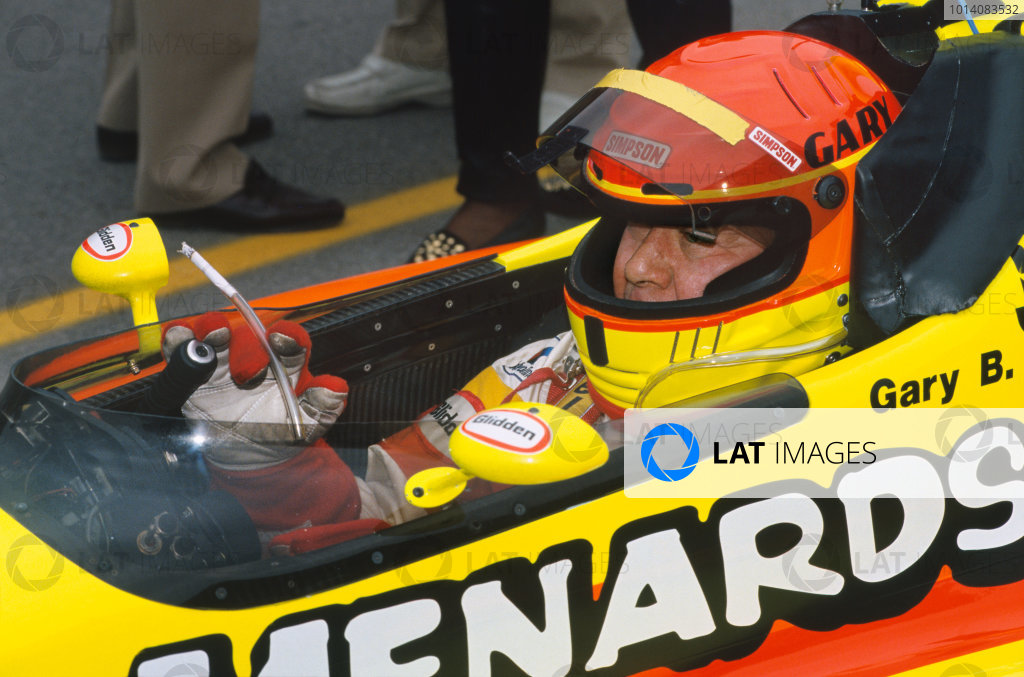 1993 Indianapolis 500.