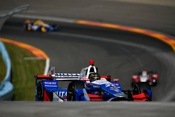 Verizon IndyCar Series IndyCar Grand Prix at the Glen Watkins Glen International, Watkins Glen, NY USA Friday 1 September 2017 Takuma Sato, Andretti Autosport Honda World Copyright: Scott R LePage LAT Images
