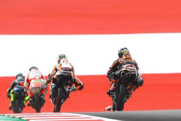 2017 Moto3 Championship - Round 11 Spielberg, Austria Friday 11 August 2017 Ayumu Sasaki, SIC Racing Team World Copyright: Gold and Goose / LAT Images ref: Digital Image 685554