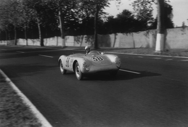 Le Mans, France. 11 - 12 June 1955.
