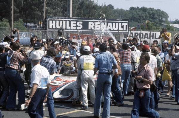 1976 Le Mans 24 hours.