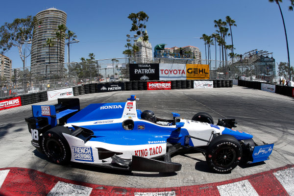 17-19 April, 2015, Long Beach, California USA Rocky Moran Jr. (c) 2015, Perry Nelson LAT Photo USA