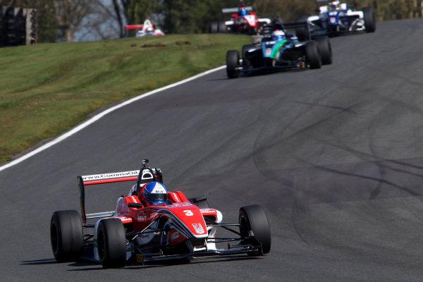 2015 BRDC Formula 4 Championship, Oulton Park, Cheshire. 4th - 6th April 2015. Will Palmer (GBR) HHC Motorsport BRDC F4. World Copyright: Ebrey / LAT Photographic.