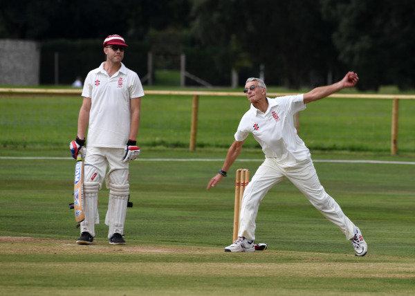 Goodwood Revival Cricket Match Joe Twyman Tony Jardine