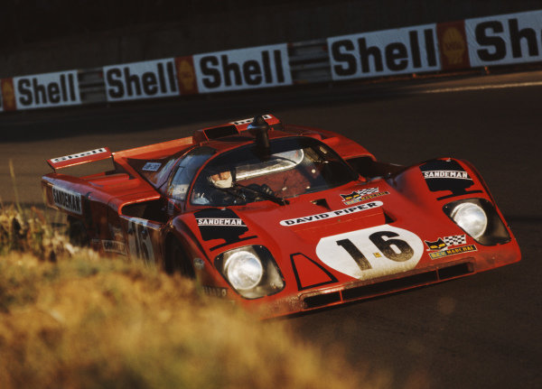 Chris Craft / David Weir, David Piper, Ferrari 512 M.