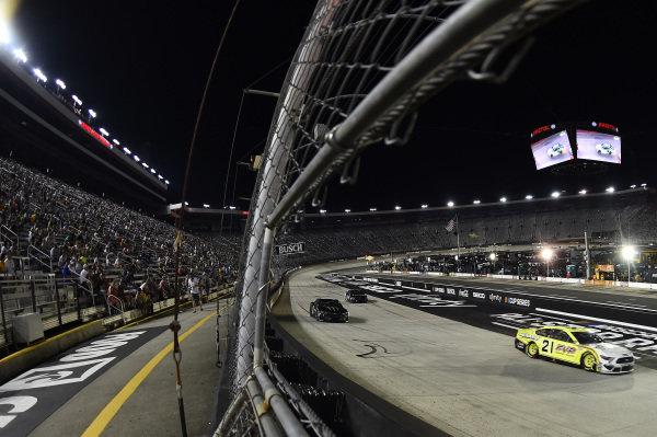 #21: Matt DiBenedetto, Wood Brothers Racing, Ford Mustang Menards/FVP