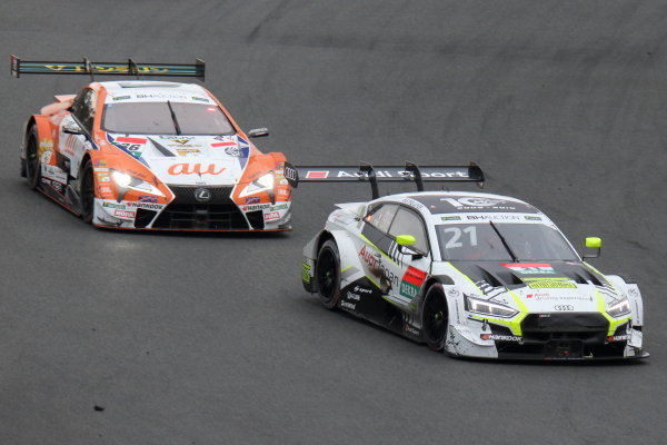 Super GT - DTM Dream Race 1. Benoît Tréluyer, Audi Sport WRT Hitotsuyama, Audi RS5 Turbo DTM
