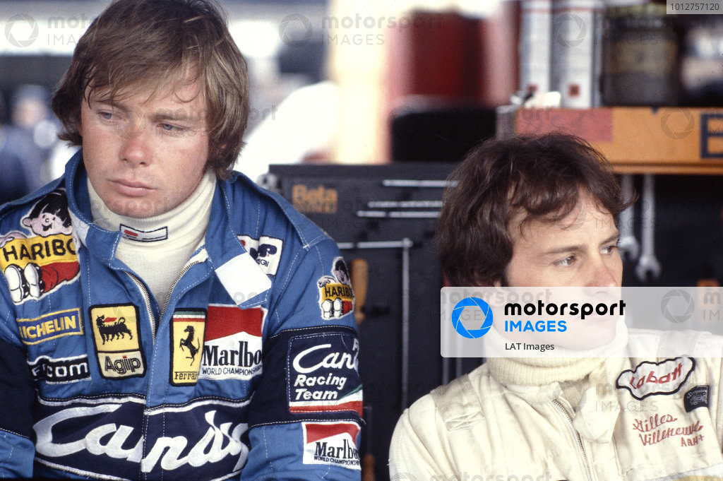 1981 Formula One World Championship.