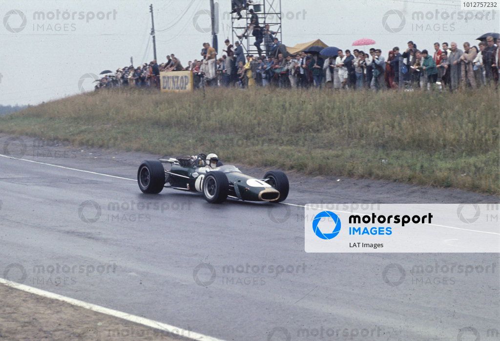 1967 Canadian Grand Prix.