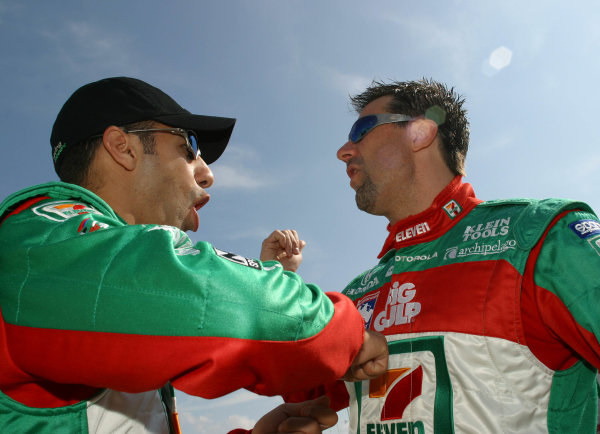 2003 IRL IndyCar Homestead, 2/28 - 3/2/2003, Homestead Miami Speedway, USA