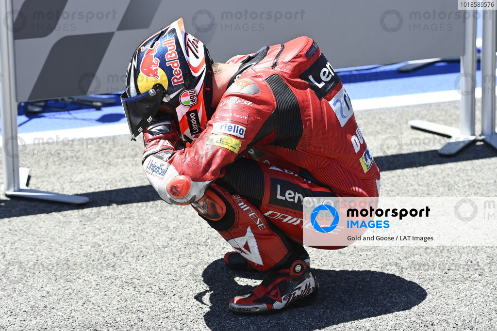 Race winner Jack Miller, Ducati Team.