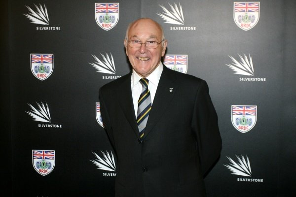 Murray Walker (GBR), former commentating legend.