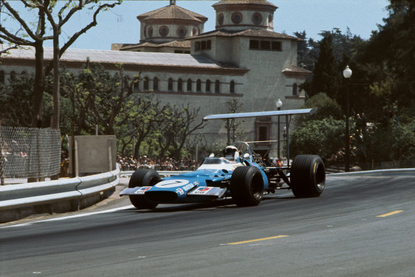 Monjuich Park, Barcelona, Spain. 2-4 May 1969.