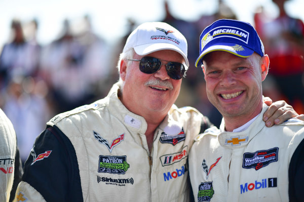 26-28 August, 2016, Alton, Virginia USA 3, Chevrolet, Corvette C7, GTLM,  Jan Magnussen with Gary Pratt ©2016, Richard Dole LAT Photo USA