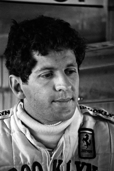 Jody Scheckter (RSA) Ferrari, finished the race in second position. Formula One World Championship, Rd12, Dutch Grand Prix, Zandvoort, Holland. 26 August 1979.