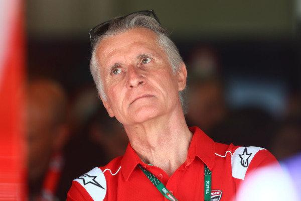Paulo Ciabatta, Ducati Team.