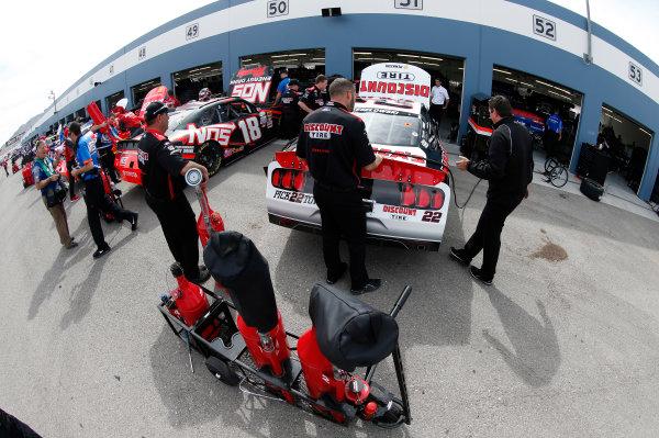 2017 NASCAR Xfinity Series - Boyd Gaming 300 Las Vegas Motor Speedway - Las Vegas, NV USA Friday 10 March 2017 Brad Keselowski World Copyright: Matthew T. Thacker/LAT Images ref: Digital Image 17LAS1mt1206