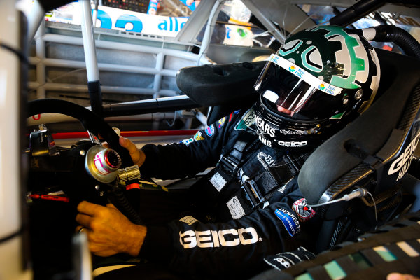 NASCAR XFINITY Series Alsco 300 Kentucky Speedway, Sparta, KY USA Friday 7 July 2017 Casey Mears, Geico Military Ford Mustang World Copyright: Barry Cantrell LAT Images