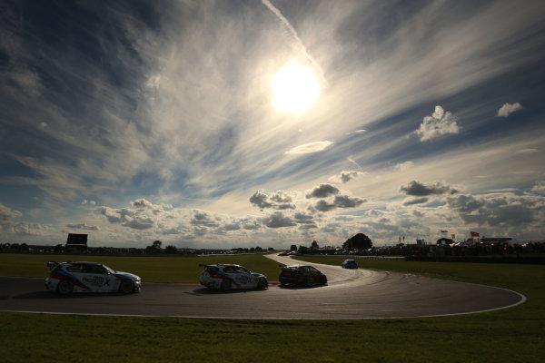 2017 British Touring Car Champinship, Snetterton. 29th-30th July 2017, Gordon Shedden (GBR) Halfords Yuasa Racing Honda Civic Type R World copyright. JEP/LAT Photographic