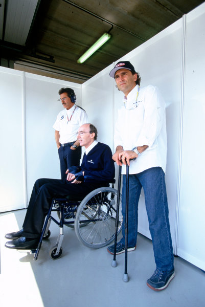 2004 San Marino Grand Prix, Imola, Italy. 23rd - 25th April.