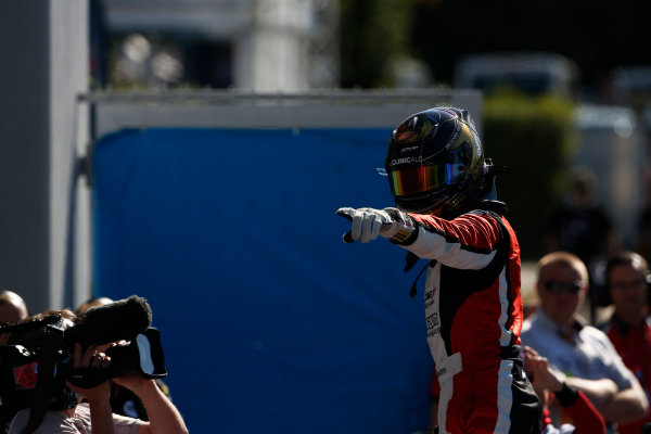 2015 GP3 Series Round 6. Autodromo di Monza, Italy. Sunday 6 September 2015. Marvin Kirchhofer (GER, ART Grand Prix)  World Copyright: Sam Bloxham/LAT Photographic. ref: Digital Image _SBL3707