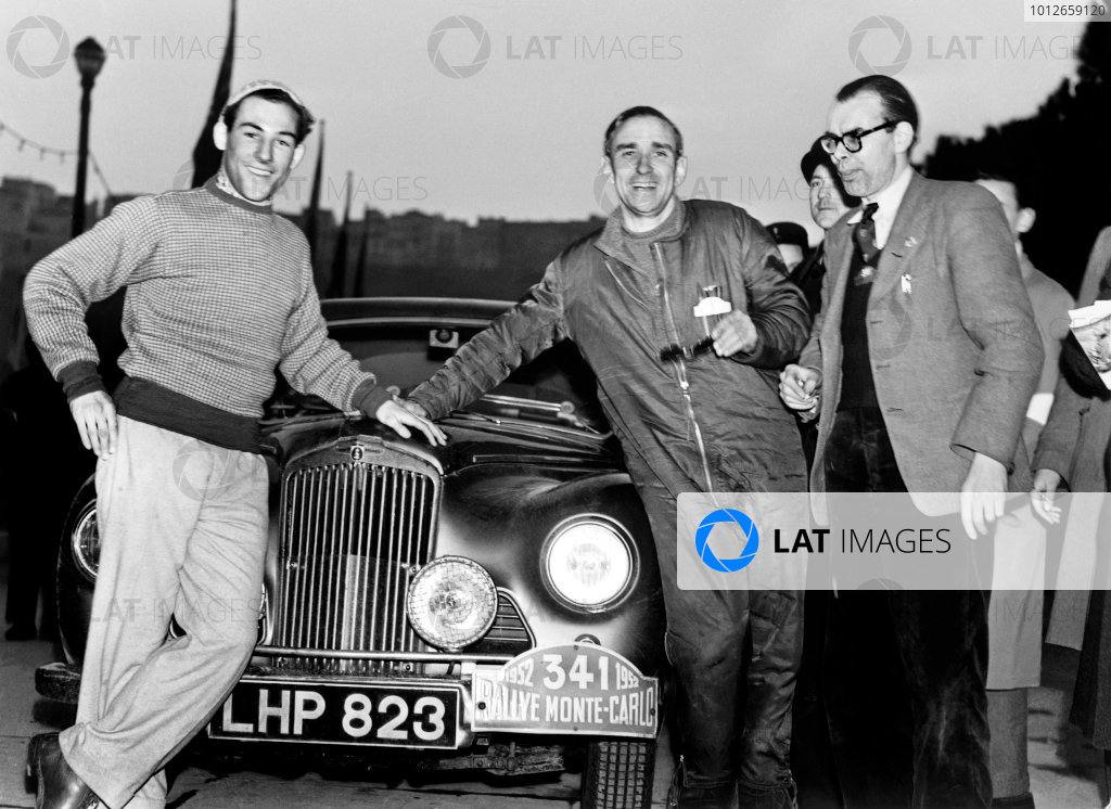 Monte Carlo, Monaco. 22nd January - 29th January 1952.