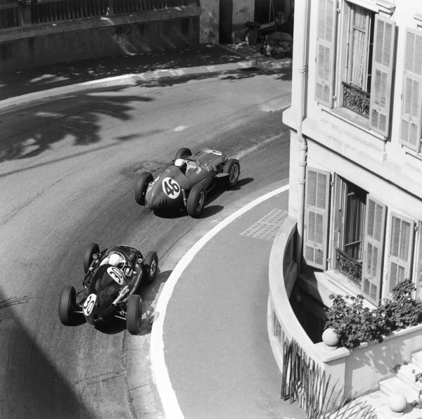 Monte Carlo, Monaco. 10th May 1959.