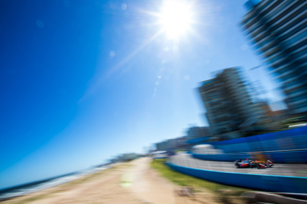 2015/2016 FIA Formula E Championship. Testing, Punta del Este, Uruguay. Sunday 20 December 2015. Bruno Senna (BRA), Mahindra Racing M2ELECTRO. Photo: Zak Mauger/LAT/Formula E ref: Digital Image _L0U0327