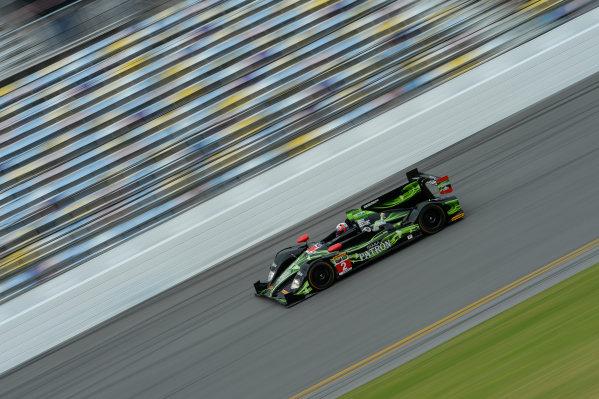 19-20 November, 2013, Daytona Beach, Florida Ryan Dalziel drives the #2 Extreme Speed Motorsports HPD ARX-03b. @2013 Richard Dole LAT Photo USA