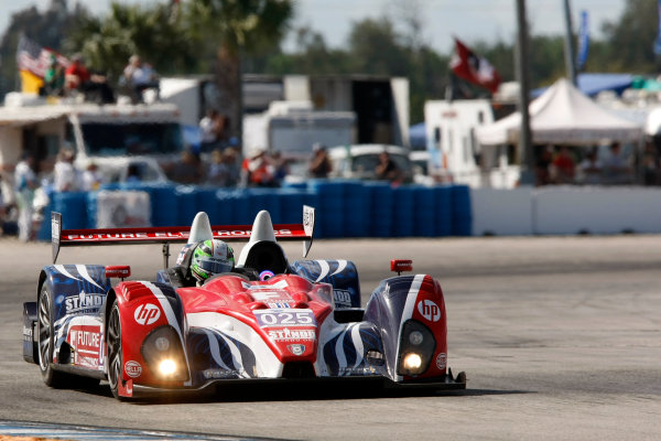 Sebring, Florida, USA. 15th-17th March 2012,Ende/Ricard/Cameron 