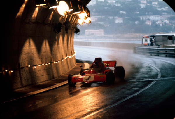 Monte Carlo, Monaco. 11-14th May 1972. 