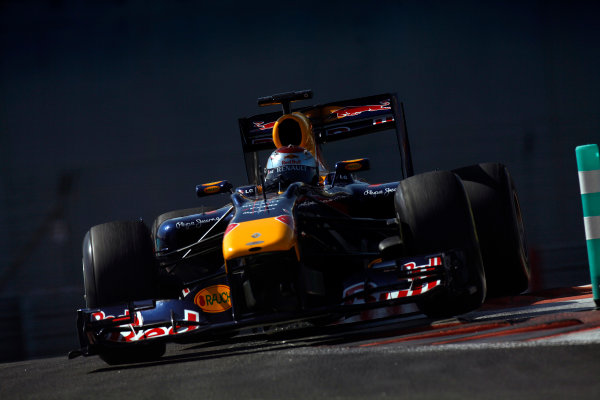 2010 Formula One Testing - Pirelli Tyre Test