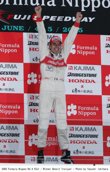2005 Formula Nippon ChampionshipFuji, Japan. 4th - 5th June 2005 xxxWorld Copyright: Yasushi Ishihara/LAT Photographicref: Digital Image Only