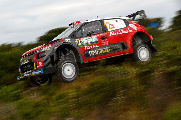 Mads Ostberg has been draughts into the full Citroen WRC Manufacturer team, replacing Kris Meeke