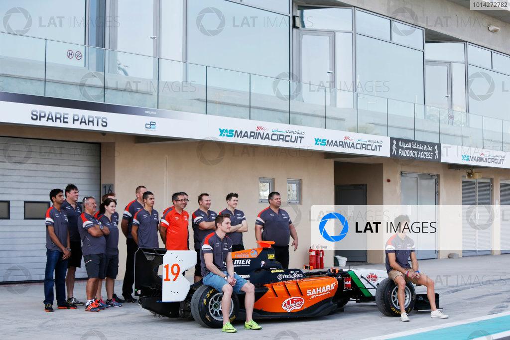 GP3 Series: Abu Dhabi, UAE