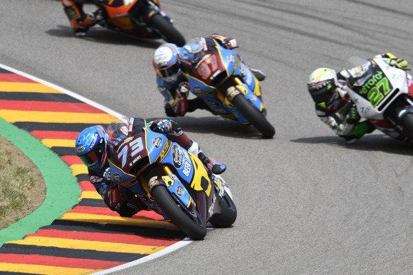 Alex Marquez, Marc VDS Racing.