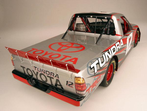 2004 Toyota Tundra NASCAR Craftsman Series Truck-2003, Michael L. Levitt, USALAT PhotographicCourtesy of Toyota Motorsports