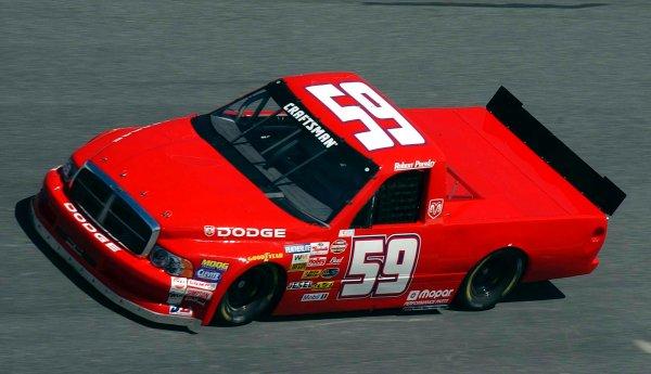 2003 NASCAR Daytona 500 Speedweeks,13,February 2003 Daytona Craftsman Truck Series -13,Feb 2003-Robert Pressly-World Copyright-RobtLeSieur2003LAT Photographic