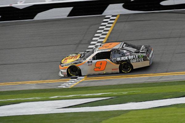 #9: Noah Gragson, JR Motorsports, Chevrolet Camaro
