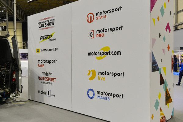 Motorsport Network company branding.