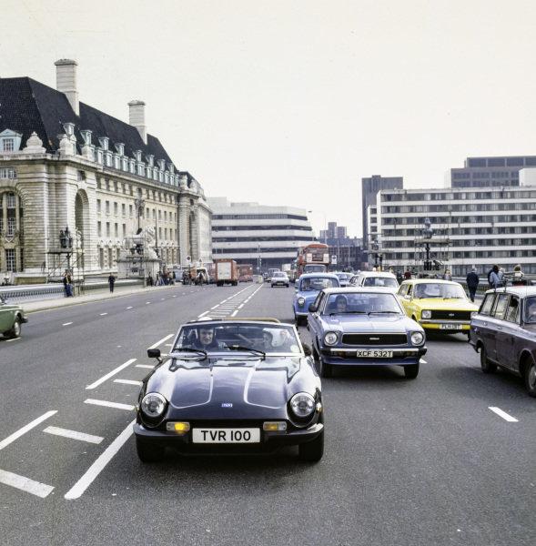 TVR Turbo, 1979