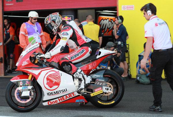 Dimas Ekky Pratama, Honda Team Asia.